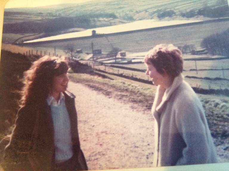 sally and kerry on the moors.JPG